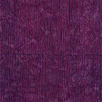 Bali Stripe Marsala Fabric 0.5m