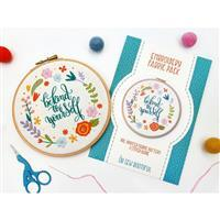 Oh Sew Bootiful Be Kind to Yourself Fabric Pack
