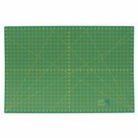 Milward Extra Large Cutting Mat Green - Metric & Imperial A1 90 x 60cm