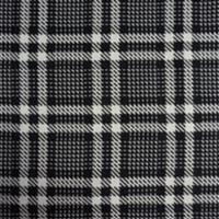 Beyonce Check Crepe Fabric Bundle (1.5m)