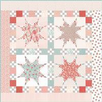 """Moda Sanctuary Peace Quilt Kit 182x182cm (72x72"""")"""