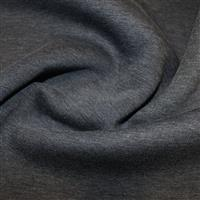 Denim Sweatshirting Fabric 0.5m