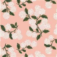 Hydrangea Blush Viscose Fabric Bundle (1.5m)