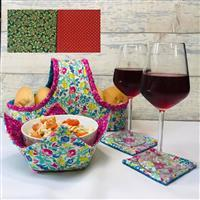 Living in Loveliness Fabulously Fast Fat Quarter Fun Issue 4