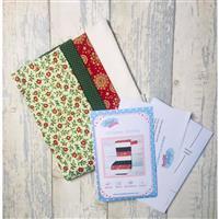 Living in Loveliness - Christmas Stocking Kit. Option 2