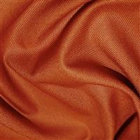 Cotton Canvas Fabric Terracotta 0.5m