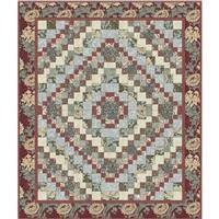 William Morris Town Square Quilt Kit 152 x 183cm