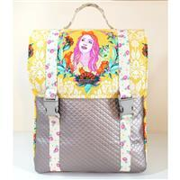 Rebecca Alexander Frost Commuter Backpack Kit; Pattern & Hardware
