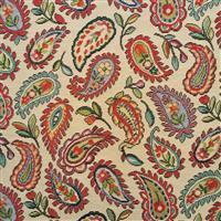 New World Tapestry Paisley Fabric 0.5m