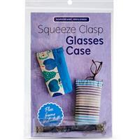 Squeeze Clasp Glasses Case Kit