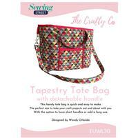 The Crafty Co Tapestry Bag Instructions