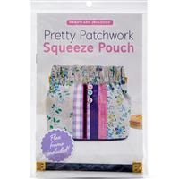 Pretty Patchwork Squeeze Pouch Kit