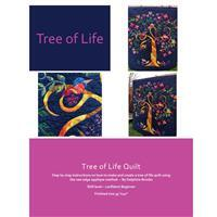 Delphine Brooks Tree of Life Quilt Instructions