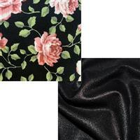 Kick the Bucket Country Floral Fabric Bundle (1.5m)