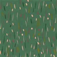 Green Soft Sweat Jersey Fabric Bundle (3m)