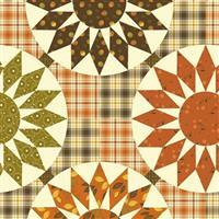 Riley Blake Adel in Autumn Multi Fabric 0.5m