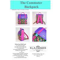 Rebecca Alexander Frost Commuter Backpack Pattern