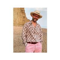 Sew Mark Francis Brighton Shirt Pattern. Sizes XS - XXL