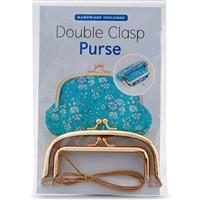 Double Clasp Purse Kit