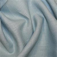 Aqua Enzyme Washed 100% Linen 0.5m