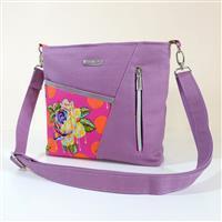 Rebecca Alexander Frost Walk with Me Bag Kit: Pattern & Hardware
