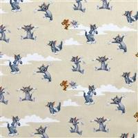 Tom & Jerry Fabric 0.5m