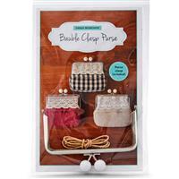 Bauble Clasp Purse Kit