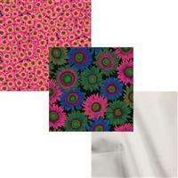 Pink and White Kaffe Fabric Bundle SAVE (1.5m)