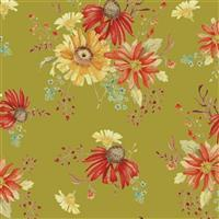 Riley Blake Adel in Autumn Live Floral Fabric 0.5m