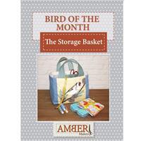 Amber Makes Storage Basket Instructions