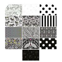 """Tula Pink Linework Mixed 10"""" 42 Piece Charm Pack"""