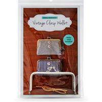 Vintage Clasp Wallet Kit