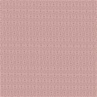 Lynette Anderson Corner Of The Woods Secret Hearts Salmon Fabric 0.5m