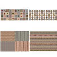 Elf & Santa Fabric Panels Mega Bundle. Save £14.99