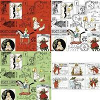 Riley Blake All About Christmas Fabric Bundle: Panel & Fabric (1.5m)
