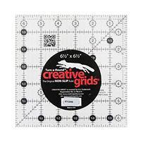 """Creative Grids® Non-Slip Square 16.5cm x 16.5cm (6½""""x6½"""")."""