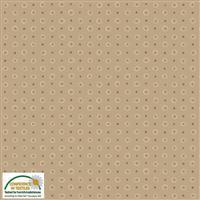 Hannah Basic Spotted Sand Fabric 0.5m