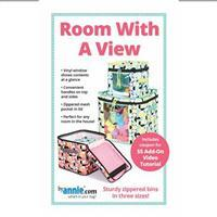 Room With A View Storage Pattern By Annie