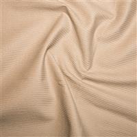 Cream Cotton 8 Wale Corduroy Fabric 0.5m