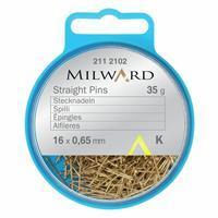Milward Gold Pins