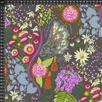 Anna Maria Horner Love Always Swamp Wild Flowers Fabric 0.5m