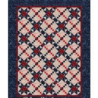 Chained Stars Quilt Pattern