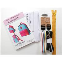 Rebecca Alexander Frost Adventurer Backpack Pattern & Hardware