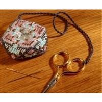 Cross Stitch Guild Indian Twist - Painted Elephant Kit
