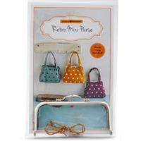 Retro Mini Purse Kit