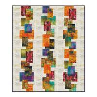 Tim Holtz Suburban Skies Quilt Kit (152 x 182cm)