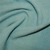 Stone Washed 100% Linen Teal 0.5m