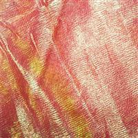 Red Organza Fabric 0.5m