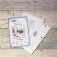 Fabulously Fast Fat Quarter Fun Issue 13 - Sew Out and About - Pattern Booklet and A3 Templates