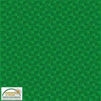 Stof Quilters Co-Ordinates Checkers Lime Fabric 0.5m